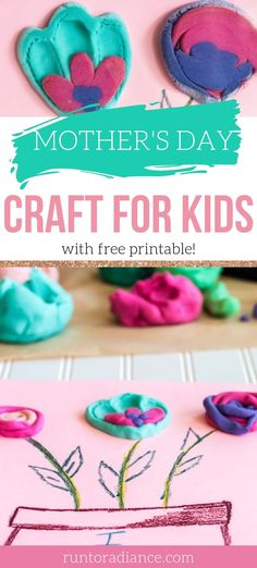 diy mother's day crafts for kids, for preschoolers and for toddlers. These are easy to make for grandma or at school. Diy Mother's Day Crafts, Diy Crafts For Adults, Mothers Day Crafts For Kids, Diy Mothers Day Gifts, Mother's Day Diy, Diy Crafts For Kids, Crafts To Sell, Sell Diy, Kids Diy