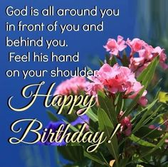 Christian birthday wishes, messages, greetings and images