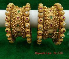 Gold Bangles, Gold Jewelry, Small Rose, Indian Bridal, Jaipur, Bridal Dresses, Jewerly, Fashion Jewelry, Brass