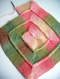 Smoking Hot Needles: 10 - Stitch - Blanket