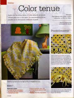 La Magia del Crochet: REVISTA DE CROCHET PARA BEBÉS