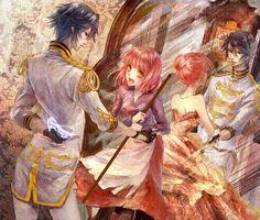 Fairy Tail - Tokiya and Haruka