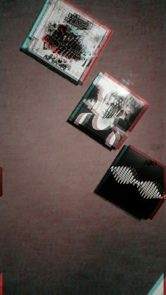 5 seconds of summer, arctic monkeys, fall out boy. My love my cd's