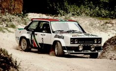 #FIAT131 ABARTH vinse il campionato del mondo per ben 3 volte