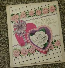 . Vintage Valentine Cards, Valentines Day, Frame, Decor, Valentine's Day Diy, Picture Frame, Decoration, Decorating, Frames