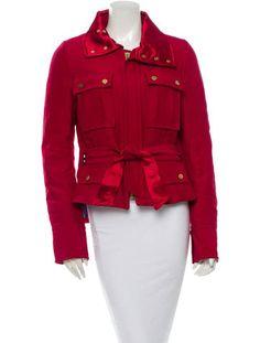 Dsquared� Wool Jacket w/ Tags