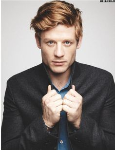 #ClippedOnIssuu from Marie Claire UK, August 2015: Interview with James Norton