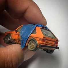 No photo description available. Toy Model Cars, Model Cars Kits, Diecast Model Cars, Model Trains, Rc Cars And Trucks, Vw Cars, Custom Hot Wheels, Hot Wheels Cars, Mission Complete