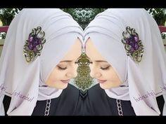 لفات شالات و حجاب - ج3 ♥ لفات طرح وطرح سواريه 2018 - YouTube