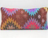 bohemian cushion cover oversized floor pillow throw pillow turkish sofa throw pillow kilim pillow case toss pillow kilim pillow sham 17385