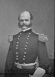 Gen Ambrose E. Burnside.