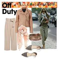 """""""elle 1"""" by milusart on Polyvore featuring A.L.C., Designers Remix, Michael Stars and Stella & Dot"""