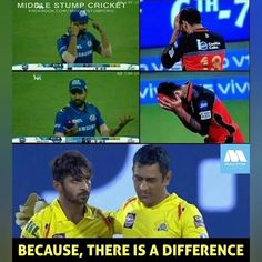 """""""He has that uniqueness to respond to a tough situation with ease. He does not involve himself much emotionally, and that's his quality. India are lucky to have a captain like Dhoni. History Of Cricket, World Cricket, Test Cricket, Cricket Score, Best Funny Jokes, Crazy Funny Memes, Ms Doni, Dhoni Quotes, Ms Dhoni Wallpapers"""