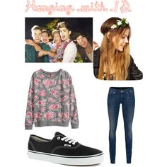 Out with One Direction outfit