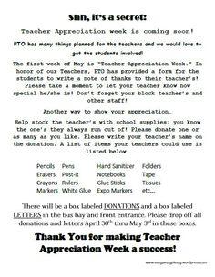 Teacher appreciation week letter sample teacher appreciation week how to show teacher appreciation in a big way spiritdancerdesigns Choice Image