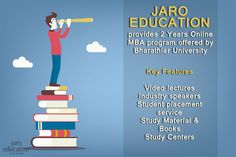 Jaro Education provides 2 Years Online MBA program offered by Bharathiar University! For More Visit :http://www.jaro.in/ ‪#‎Online‬ ‪#‎MBA‬