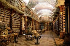 National Library of the Czech Republic | 25 European Libraries All Book Lovers Will Want To Visit
