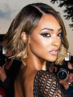 Jourdan Dunn attended the GQ Men of the Year Awards looking like a bombshell.