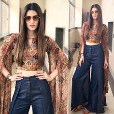 Ideas For Fashion Hijab Chic Dress Styles Stylish Dresses, Trendy Outfits, Fashion Dresses, Dress Outfits, Look Fashion, Indian Fashion, Trendy Fashion, Indian Designer Outfits, Indian Outfits