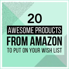A cozy mermaid blanket, furry steering wheel cover, colorful set of makeup sponges, and 17 other things you'll want to add to your wish list ASAP.