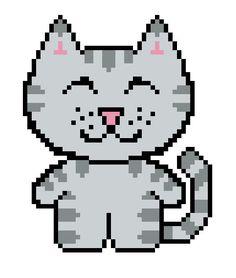 The Big Bang Theory Soft Kitty Chibi Cross-Stitch Pattern