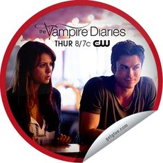 Steffie Doll's The Vampire Diaries: Original Sin Sticker Nobodys Perfect, Damon Salvatore, Vampire Diaries The Originals, Delena, The Cw, Best Quotes, Acting, It Hurts, Stickers