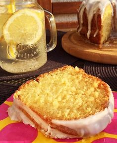 Incredibly fluffy and juicy - thanks to a good portion of cream cheese, this is . - Incredibly fluffy and juicy – thanks to a good portion of cream cheese, this lemon cake is an abs - Sweets Cake, Cupcake Cakes, Cupcakes, Baking Recipes, Cake Recipes, Dessert Oreo, Sweet Bakery, Food Cakes, Cakes And More