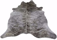 Grey Brindle Cowhide Rug Size: 7 X ft Gray Brindle Cow Hide Skin Rug Cowhide Furniture, Cowhide Rugs, Cow Hide, Rug Size, Gray, Natural, Grey, Repose Gray, Nature