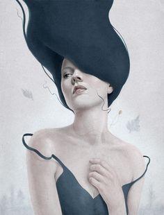 Modeconnect.com - Fashion Illustration by Diego Fernandez