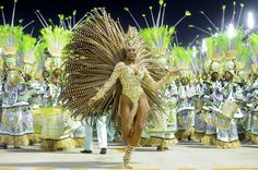 """You Must Have Heard About Brazilian """"Carnival"""""""