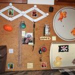 Cheap Toddler Activity Board