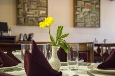 Restaurante Laguna del Chairel del Hotel Posada de Tampico.