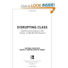 Excellent read looking at the future of education from a non educators perspective.  Very insightful.