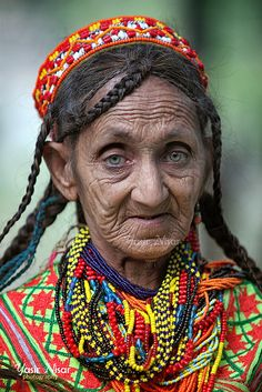 The Amazing Bibi Kai of Rambhor Valley, Kalash
