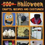 800+ Halloween Ideas