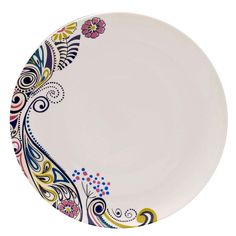 Set Of Four Cosmic Dinner Plates - Beyond the Rack
