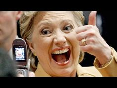 """Feds Say Hillary Clinton Is """"Gravely ill' from her Concussion - No Strength to walk to her CAR! - YouTube"""