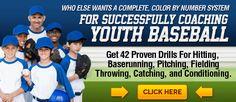 Baseball Drills   Youth Baseball Coaching Tips   Baseball Tutorials