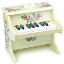 Nathalie lete floral piano