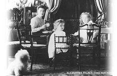 Pallisander Room - Alexander Palace Time Machine