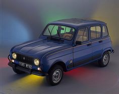 "Renault 4 ""Sixties"" by Auto Clasico, via Flickr"