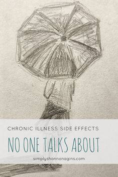 Chronic Illness Side Effects No One Talks About