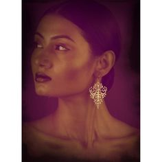 Rococco Earrings | Eina Ahluwalia