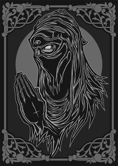Servant of darkness by Shulyak Brothers, via Behance