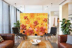 THE SCHALLER STUDIO, BENDIGO — In Bed With Art Series, Lobbies, Hotel Lobby, Best Hotels, Make It Yourself, Cool Stuff, Studio, Bed, Ideas