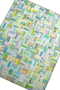 Auction Quilt: Let's Get Maybelle to The Ellen Show