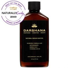 Try our natural ayurvedic hair care products and experience the difference after just one use! Darshana offers Indian hair oil, shampoo and conditioner. Natural Shampoo, Natural Oils, Indian Hair Oil, Best Hair Conditioner, Ayurvedic Hair Care, Curly Hair Styles, Natural Hair Styles, Smooth Hair, Indian Hairstyles