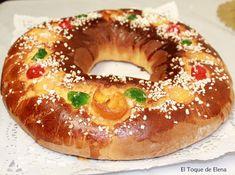 Christmas Baking, Bagel, Menu, Bread, 3 Reyes, Recipes, Buns, Round Cakes, Holiday Foods
