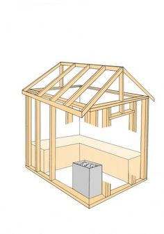 Sauna building tips - 1859 Oregon Magazine Building A Sauna, Building A House, Outdoor Sauna, Sauna Design, Saunas, Build Your Own Shed, Backyard Buildings, Summer Kitchen, Home Spa