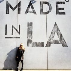 "What: ""Made in LA"" at Cisco Home Where: Cisco Home, 8025 Melrose Ave. (at N Laurel Avenue), West Hollywood"